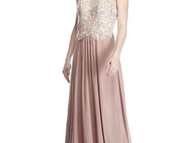 Tinaholy Couture B1783 long chiffon dress $370.00