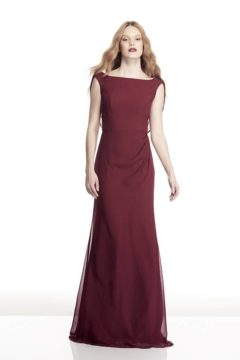 TinaHoly B1788 chiffon formal dress $280 LAST ONE