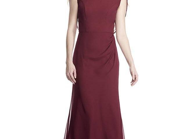 TinaHoly B1788 chiffon formal dress $280 LAST ONE