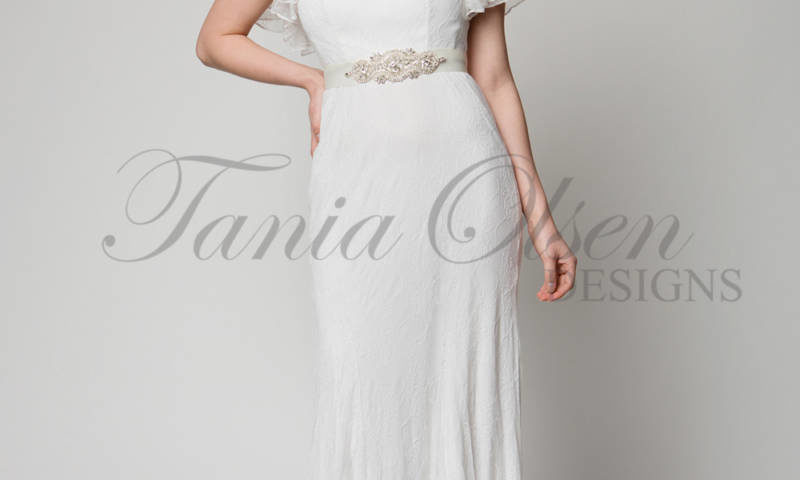 Tania Olsen TO66 Wedding Dress  $480