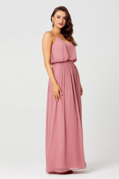 Tania Olsen TO834 long Bridesmaid Dress