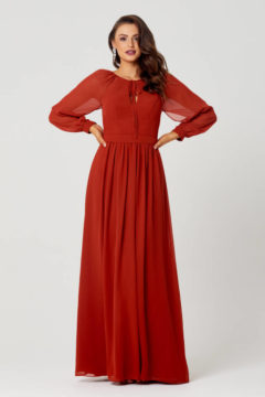 Tania Olsen TO835 Long sleeve Evening or Formal dress $340