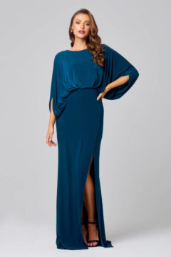 Tania Olsen TO845 Long Jersey Gown