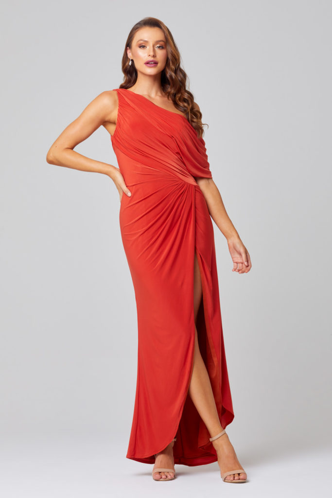 Tania Olsen TO846 long bridesmaid or formal dress $299