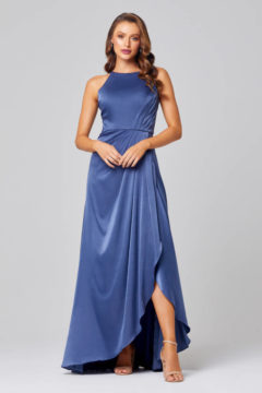 Tania Olsen TO854 long Satin Dress