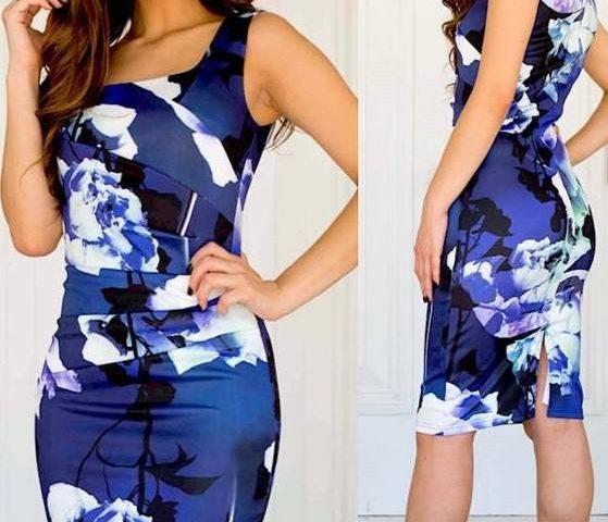 Mei Mei VD345 Cocktail Dress WAS $140 NOW $60