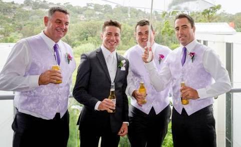 Emily wedding 2