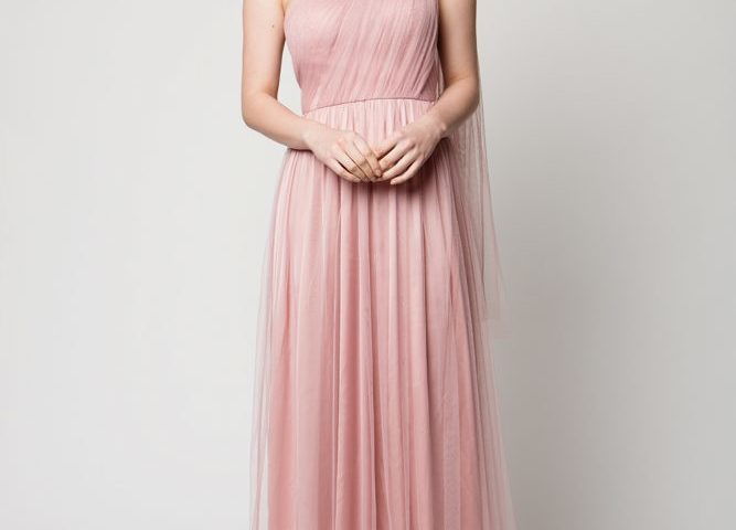 PO75 Tania Olsen Bridesmaid or formal dress $299