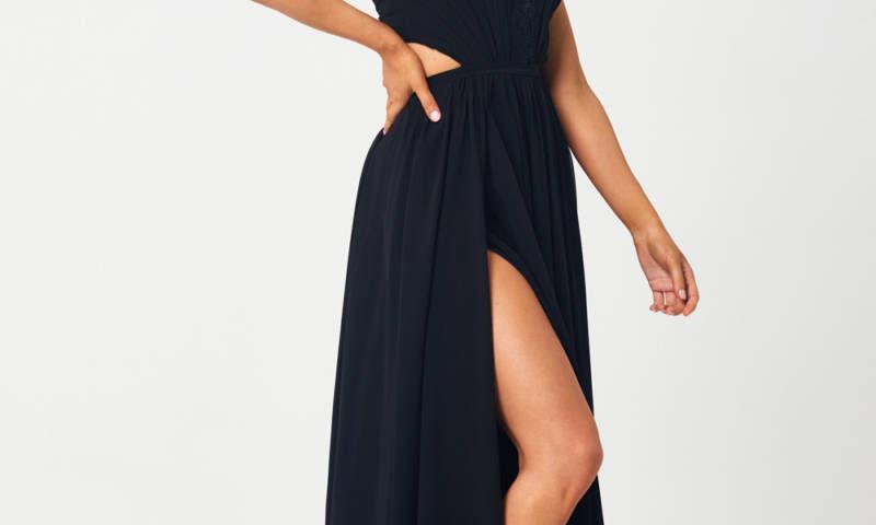 Poseur PO844 Long Dress $390.00
