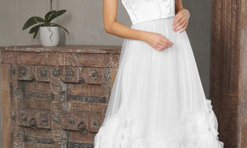 Tania Olsen PO847 Abby white Gown $580