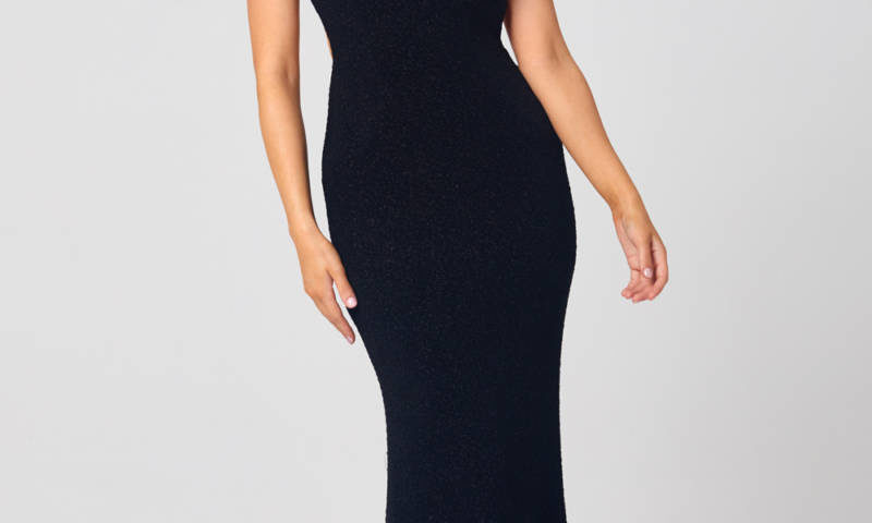 Poseur PO850 long Sparkly Evening or Formal Dress $290