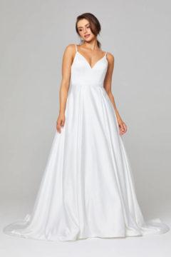 Tania Olsen Couture TC304 Bridal Wedding Dress $1100