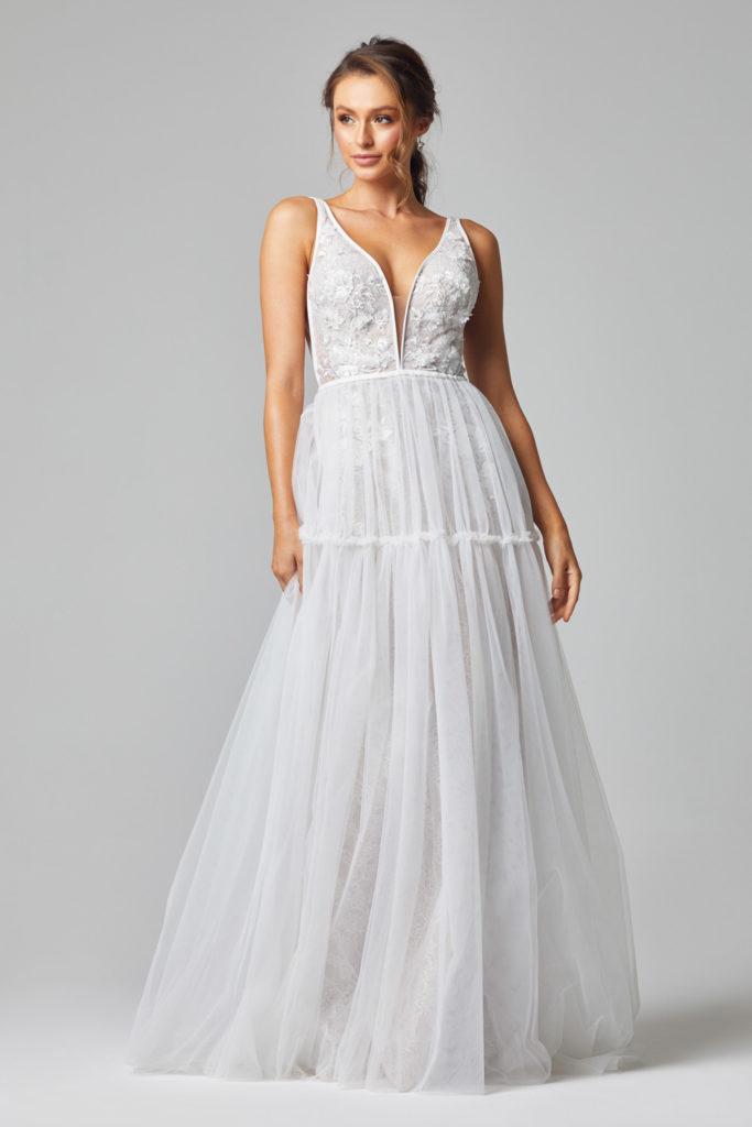 Tania Olsen TC326 Wedding Dress / Bridal Gown $1100